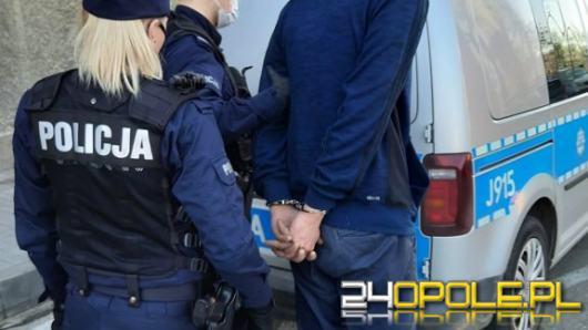 Przemoc wobec rodziny doprowadziła 42-latka do aresztu