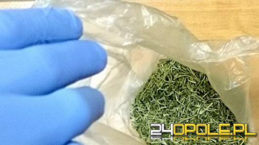 Amfetamina i marihuana znalezione w mieszkaniu 48-latka