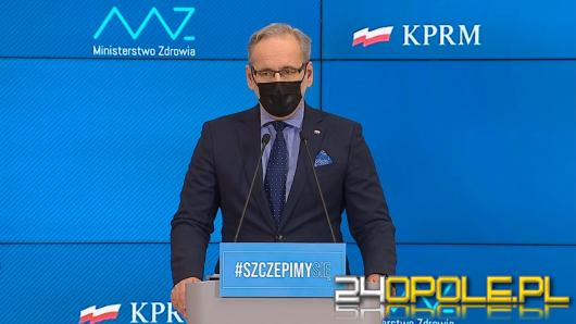 """Obowiązujące obostrzenia zostały utrzymane. Województwo opolskie w strefie """"niebezpiecznej"""""""