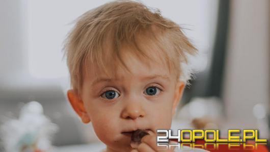 Malutki Szymon potrzebuje pomocy. Niezbędna operacja kosztuje blisko milion złotych!