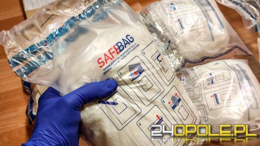 Funkcjonariusze SG i CBŚP przejęli 12 kg amfetaminy oraz marihuanę i kokainę