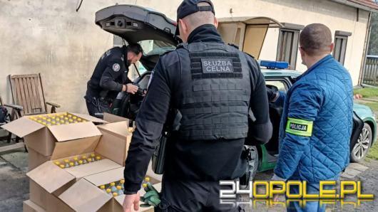 Odpowie za nielegalny obrót alkoholem zza wschodniej granicy