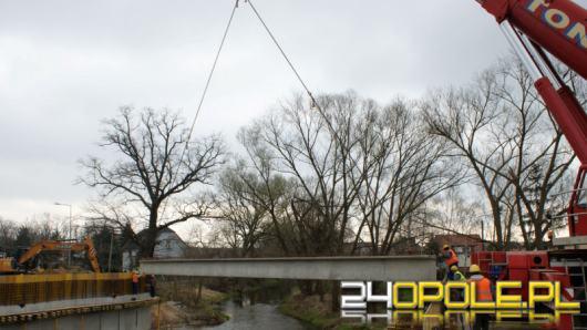Most w Zawadzie będzie ukończony w III kwartale tego roku