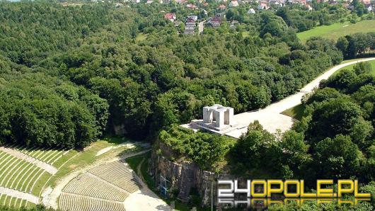 Na Górze św. Anny na murach amfiteatru wyświetlony zostanie mapping