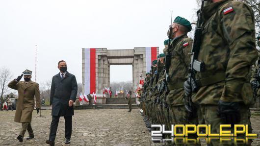 Uroczystości z okazji setnej rocznicy wybuchu III Powstania Śląskiego z udziałem Andrzeja Dudy