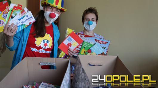 Dzieci ich potrzebują! opolscy Doktorzy Clowni znajdują sposoby na uśmiech małych pacjentów USK