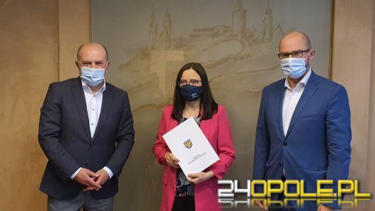 Iwona Solisz nowym dyrektorem Muzeum Śląska Opolskiego