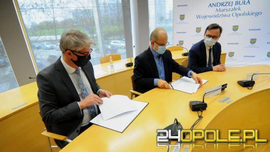 Podpisano umowę na przebudowę drogi 462 w ramach Rządowego Funduszu Rozwoju Dróg