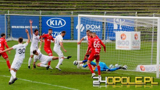 Odra Opole zgarnia kolejne trzy ligowe punkty