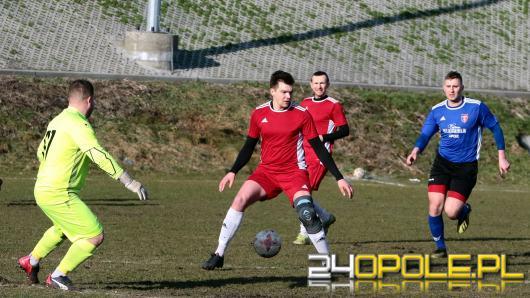 Mecz na szczycie grupy pierwszej ligi okręgowej na remis