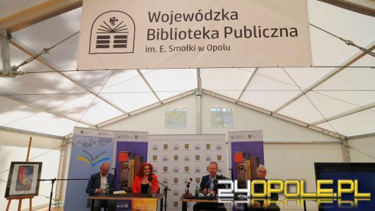 Zaczytane Opolskie po raz piąty. W planie mnóstwo spotkań autorskich