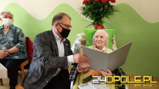 Przeżyła wojnę, rok temu wygrała z koronawirusem, a dziś świętuje 102 urodziny!