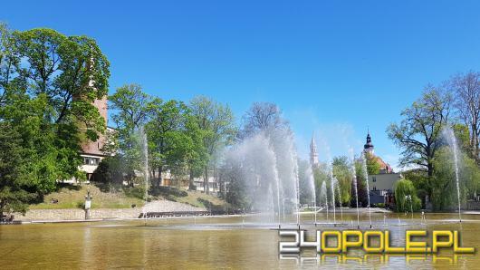 Miejskie fontanny znów zachwycają