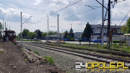 Szynobus potrącił pieszego na przejeździe w Opolu