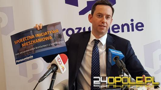 Minister Marcin Ociepa chwali Nowy Ład i apeluje o zaprzestanie krytyki