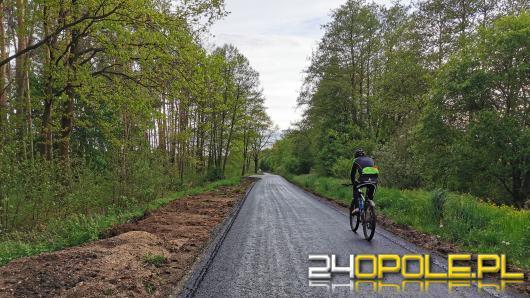 Ścieżka pieszo-rowerowa połączy Zawadę z jeziorami turawskimi