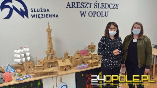 Osadzone stworzyły piękne prace by pomóc chorej Paulince z Opola