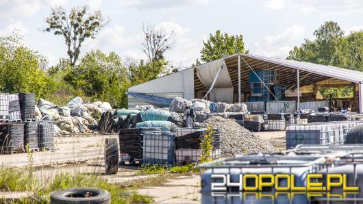 Nie stwierdzono uszkodzeń zbiorników w Skarbimierzu-Osiedle