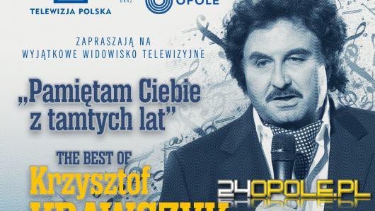 Gwiazdy polskiej piosenki upamiętnią muzycznie Krzysztofa Krawczyka
