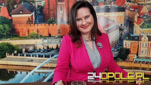 Violetta Porowska - polityka to czynienie dobra