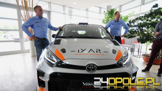 Przed nami 52. Rajd Festiwalowy. Zaprezentowano rajdową Toyotę GR Yaris Proto