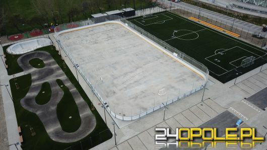W niedzielę będzie można na żywo zobaczyć Opolski Park Sportu. Wielkie otwarcie na sportowo