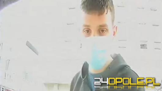 KMP Opole: Publikujemy wizerunek osoby mogącej mieć związek z przestępstwem