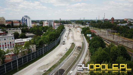 Zmieni się organizacja ruchu w rejonie budowanego centrum przesiadkowego Opole Wschodnie