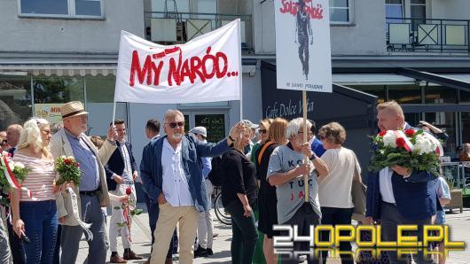 W Opolu trwają obchody 32. rocznicy wyborów 4 czerwca 1989 roku
