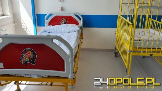 Szpital w Oleśnie w końcu spełnia najnowocześniejsze wymogi. Skończono remontować pediatrię