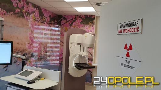 Nowa pracownia mammograficzna w Kędzierzynie-Koźlu