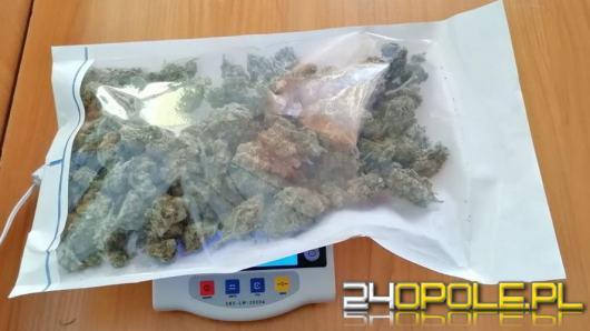 Zatrzymany za posiadanie znacznej ilości narkotyków