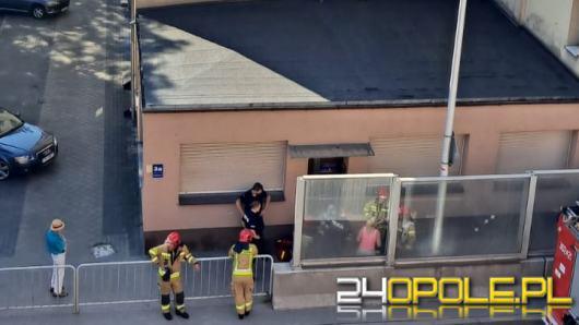 Garnek zostawiony na gazie postawił na nogi strażaków. Interwencja na Niemodlińskiej