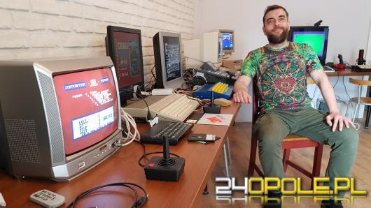 Arkadiusz Bronowicki - o muzeum starych komputerów i retro gier