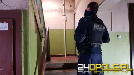 Zabójstwo w Kluczborku. 32-latka dźgnęła nożem partnera