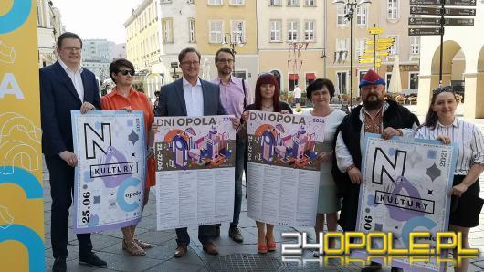 Blisko 100 wydarzeń z okazji Dni Opola. Impreza startuje 21 czerwca