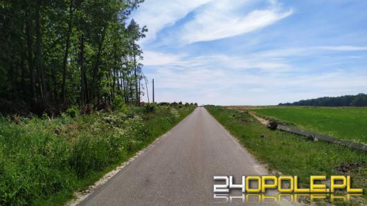 Zamknięcie drogi w gminie Lasowice Wielkie