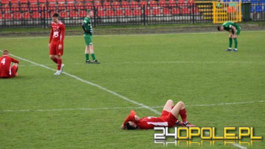 Porażka w ostatnim meczu Polonii Nysa w 3 lidze