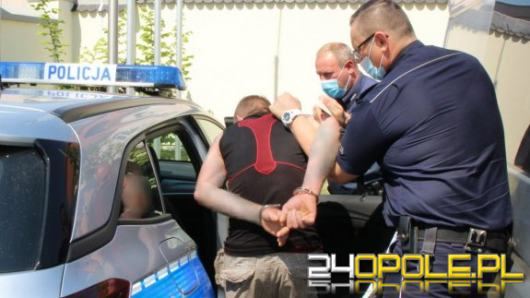 Brzeg: Poszukiwany 39-latek odpowie za włamanie