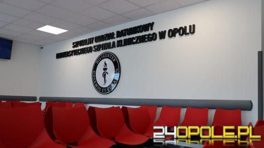 Zmiana zasad przyjęć pacjentów na szpitalne oddziały w USK w Opolu