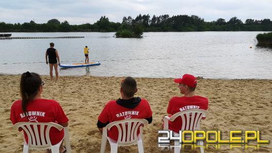 Wystartował sezon kąpielowy w Opolu. Sanepid sprawdził jakość wody
