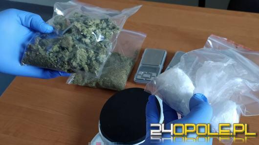38-latek zatrzymany za posiadanie i handel narkotykami