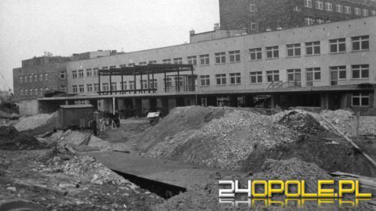 Uniwersytecki Szpital Kliniczny w Opolu świętuję 30-lecie - zobacz archiwalne zdjęcia