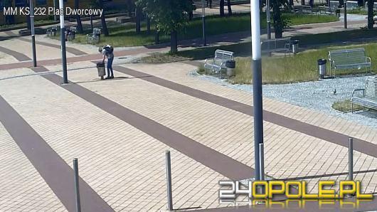 Okradł seniora. Policja publikuje jego wizerunek i prosi o pomoc