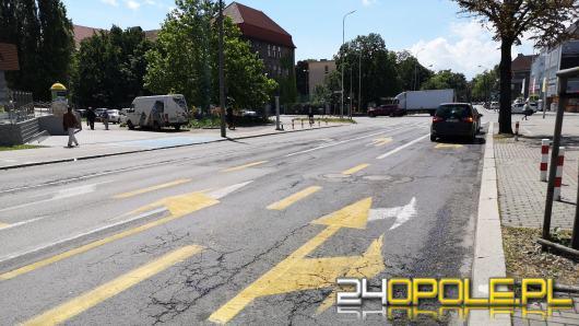 Skrzyżowanie Katowickiej z Ozimską w Opolu do przebudowy. Będą kolejne utrudnienia!