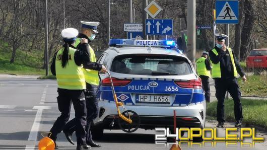 Śmiertelne potrącenie w Brzegu. Sprawca i pasażerowie zatrzymani. Byli pijani