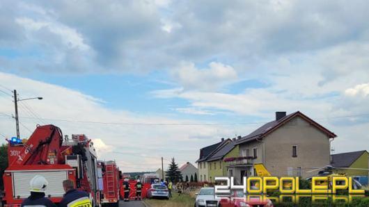 Poważny wypadek w Krzyżowej Dolinie. Lądował śmigłowiec LPR
