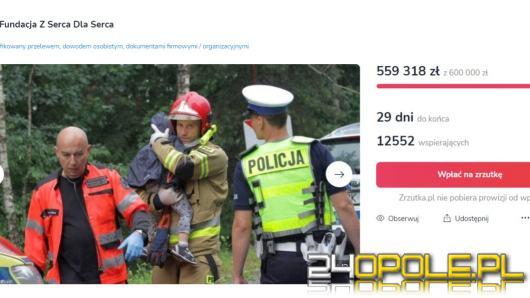 Tragiczny wypadek w Stalowej Woli. Polacy stanęli na wysokości zadania