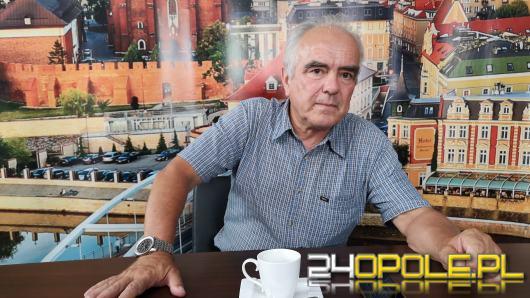 """Tadeusz Jarmuziewicz - Donald Tusk jest dla Platformy nadzieją przez duże """"N"""""""
