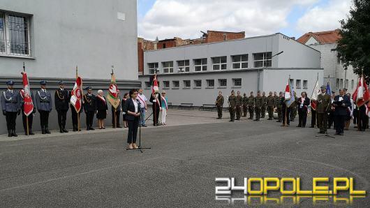 Marszałek Elżbieta Witek wzięła udział w obchodach Pamięci Ofiar Ludobójstwa na Wołyniu